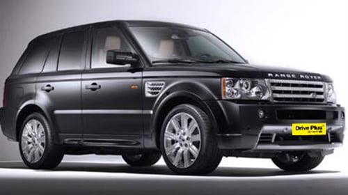 Range Rover - Drive Plus Car Rentals