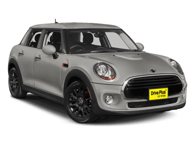 Mini Cooper - Drive Plus Car Rentals