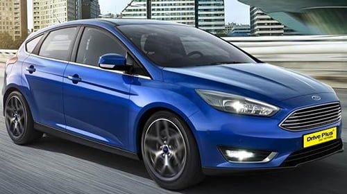 Ford Focus - Drive Plus Car Rentals