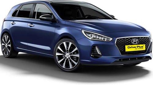 Hyundai i30 - Drive Plus Car Rentals