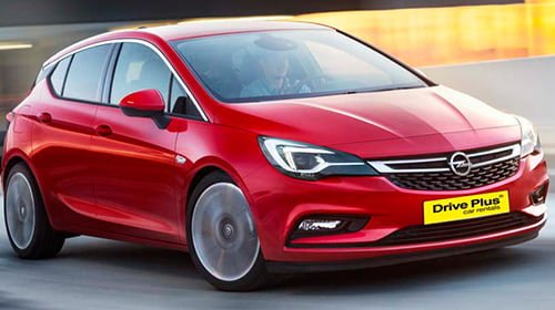 Opel Astra - Drive Plus Car Rentals