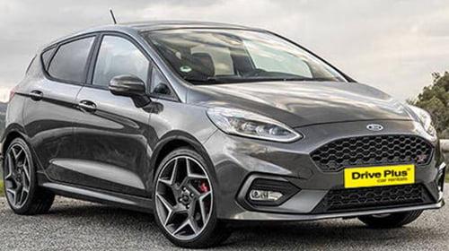 Ford Fiesta - Drive Plus Car Rentals