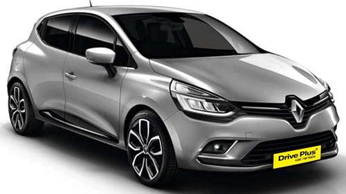 Renault Clio - Drive Plus Car Rentals