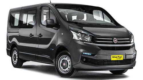 Fiat Talento - Drive Plus Car Rentals