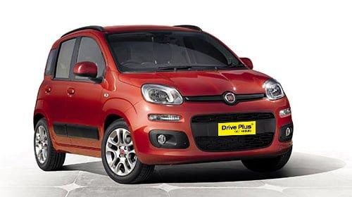 Fiat Panda - Drive Plus Car Rentals