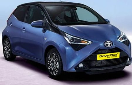 Toyota Aygo - Drive Plus Car Rentals